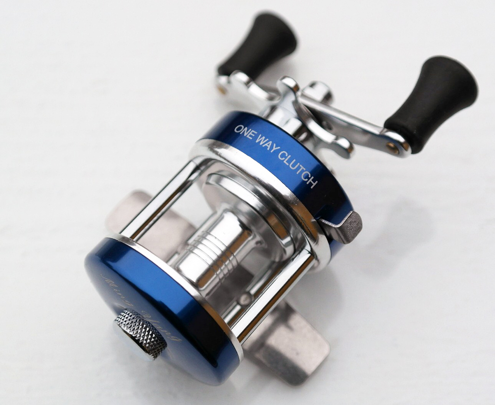 Hilevel ice fishing reel cl series for Ice fishing reels