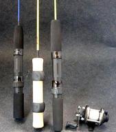 Ice Fishing Rods + Reel