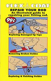 Flex Coat Rod Repair Booklet