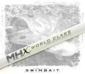 MHX SWB956-W Swim Bait Rod Blank (White)