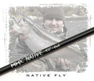 MHX Native Fly Rod Blank 9´ #6 4-del