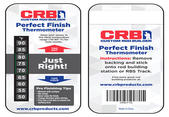 CRB Perfect Finish Thermometer