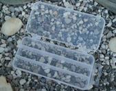 Plastic Box Salmon Tubes 332